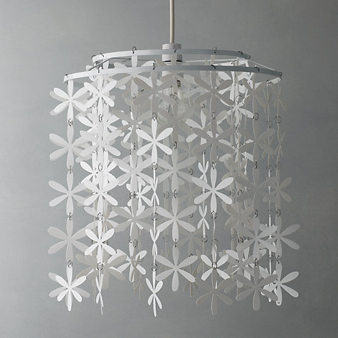 Buy John Lewis Easy-to-fit Petal Pendant Shade Online at johnlewis.com