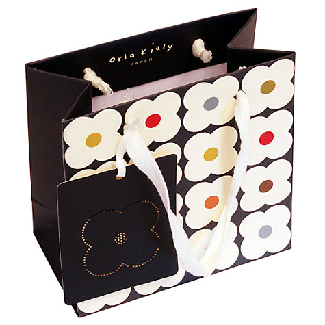 Buy Orla Kiely, Abacus Flower Bag Online at johnlewis.com
