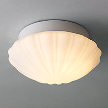 Buy John Lewis Cafe Bathroom Ceiling Light Online at johnlewis.com