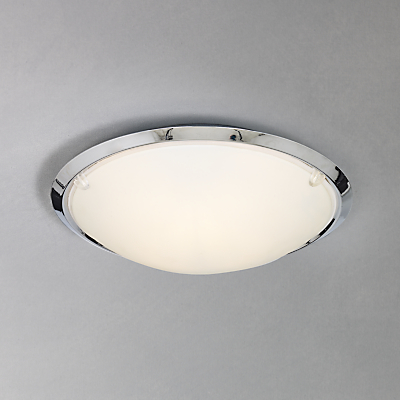 John Lewis The Basics Kennedy Bathroom Light
