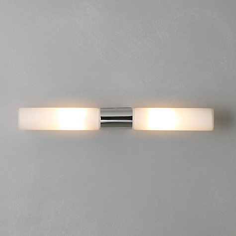 Buy astro padova over mirror bathroom light john lewis for Over mirror bathroom lights