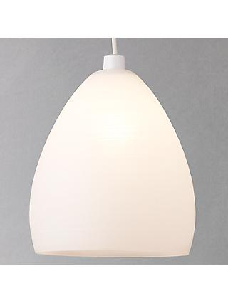 John Lewis & Partners Corina Easy-to-Fit Ceiling Shade