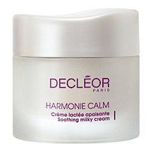 Buy Decléor Harmonie Calm Soothing Milky Cream, 50ml Online at johnlewis.com