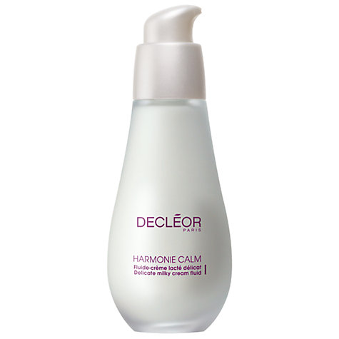 Buy Decléor Harmonie Calm Delicate Milky Cream Fluid, 50ml Online at johnlewis.com