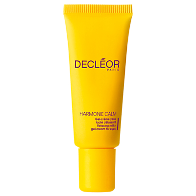 shop for Decléor Harmonie Calm Relaxing Milky Gel-Cream For Eyes, 15ml at Shopo