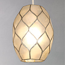 Buy John Lewis Easy-to-fit Abigail Ceiling Shade Online at johnlewis.com