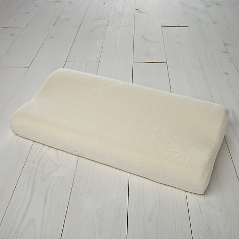 Buy Dunlopillo Super Comfort Speciality Pillow Online at johnlewis.com