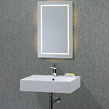 Buy Mood Illuminated Mirror Online at johnlewis.com
