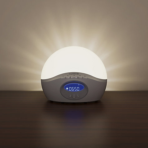 Buy Lumie Bodyclock Active 250 Wake-up Light Online at johnlewis.com