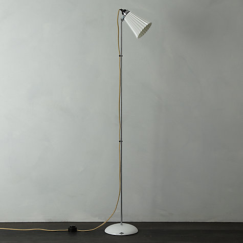 Buy Original BTC Hector Pleat Floor Lamp Online at johnlewis.com