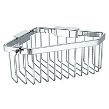 Buy John Lewis Shower Corner Basket Online at johnlewis.com