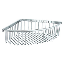 Buy Samuel Heath Chrome Deep Corner Basket Online at johnlewis.com