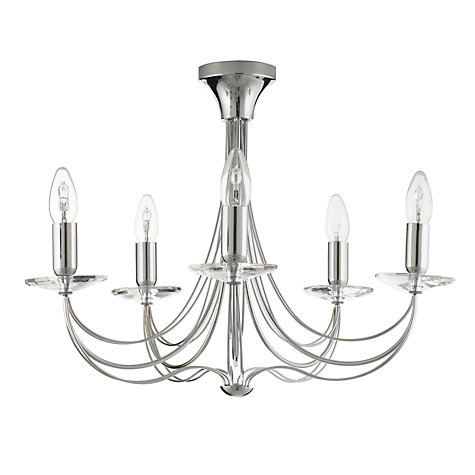 Buy John Lewis Lisbon Ceiling Light, 5 Arm Online at johnlewis.com