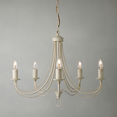 John Lewis Jubilee Ceiling Light, 5 Arm