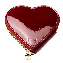 Buy Aspinal of London Heart Coin Purse Online at johnlewis.com