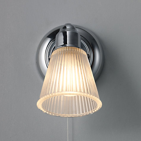 Buy john lewis lucca single bathroom spotlight john lewis John lewis bathroom design and fitting