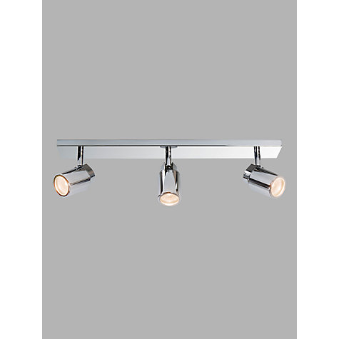 Buy Como 3 Bathroom Spotlight Ceiling Bar Online at johnlewis.com