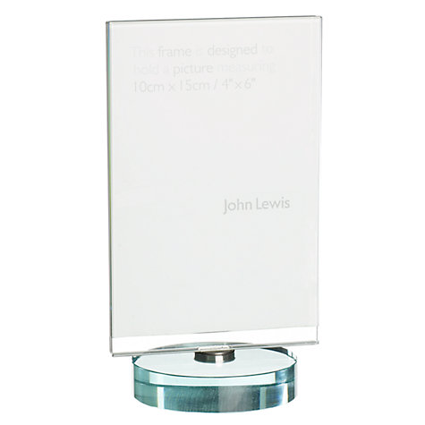 Buy John Lewis Multi-Aperture Spinning Glass Frame, 2 Photo Online at johnlewis.com