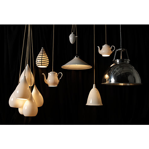 Buy Original BTC Hector Ceiling Light, Size 3 Online at johnlewis.com