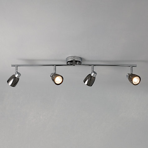Buy John Lewis Fenix 4 Spotlight Ceiling Bar John Lewis