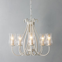 Buy John Lewis Esma Ceiling Light, 5 Arm Online at johnlewis.com