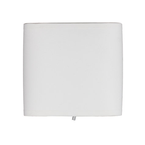 Buy John Lewis Ashino Square Wall Light Online at johnlewis.com