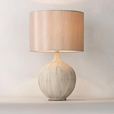 John Lewis Ebony Table Lamp