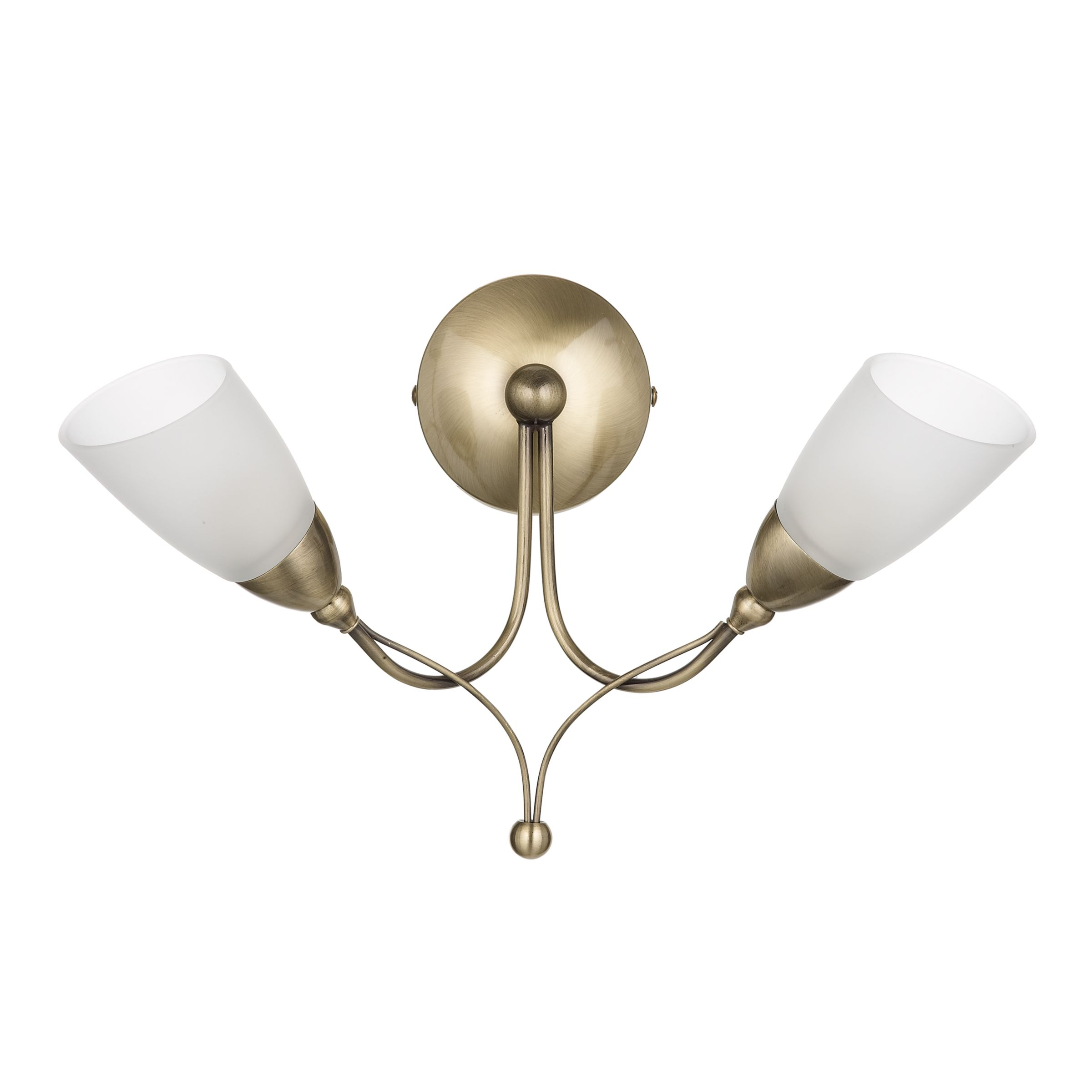 Yasmin Wall Light 2 Arm : john lewis wall lights