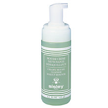 Buy Sisley Creamy Mousse Cleanser Make-up Remover, 125ml Online at johnlewis.com