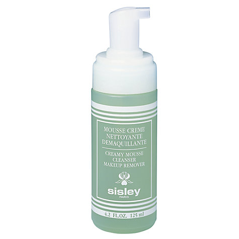 Buy Sisley Creamy Mousse Cleanser Make up Remover, 125ml Online at johnlewis.com