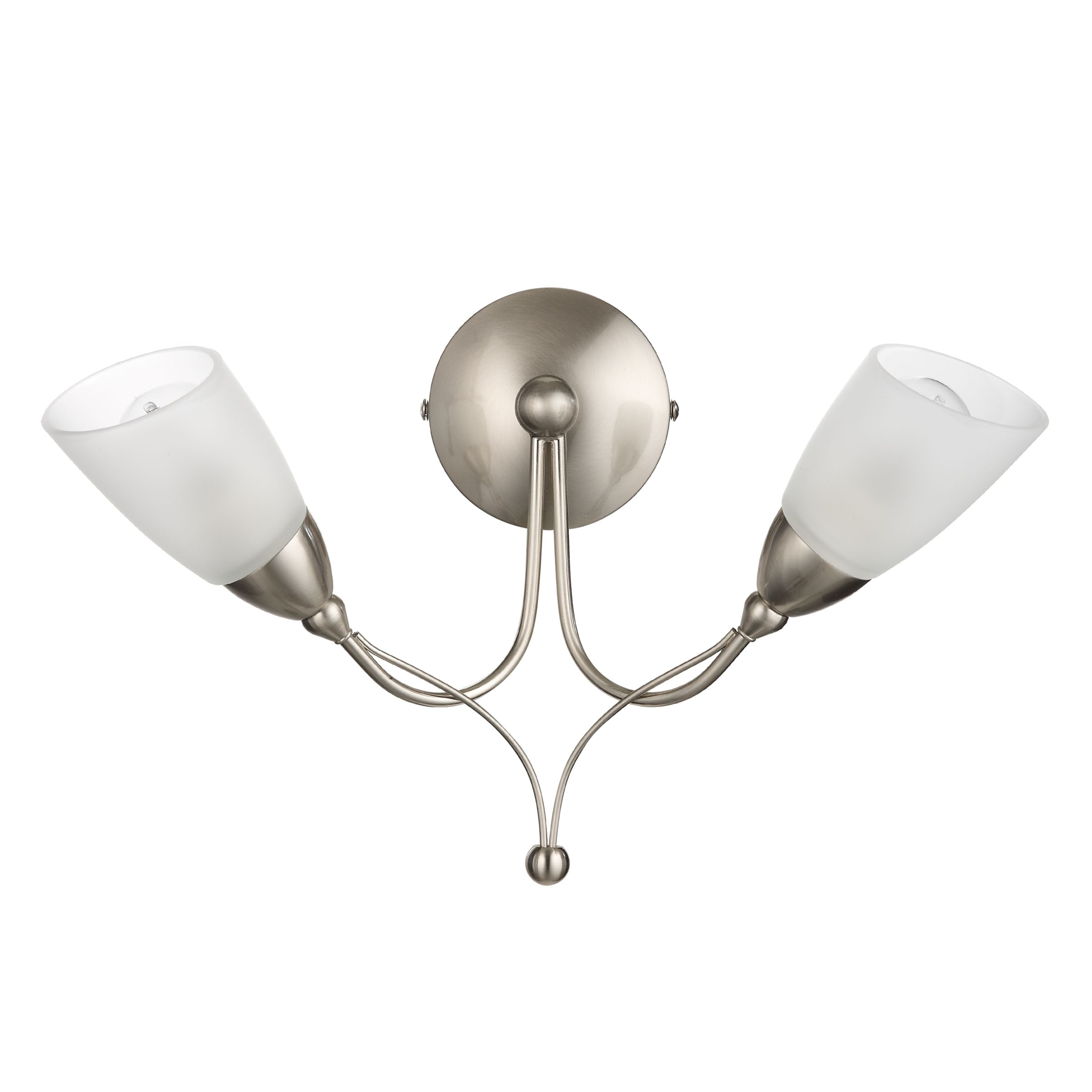 Yasmin Wall Light 2 Arm : john lewis wall lights reviews