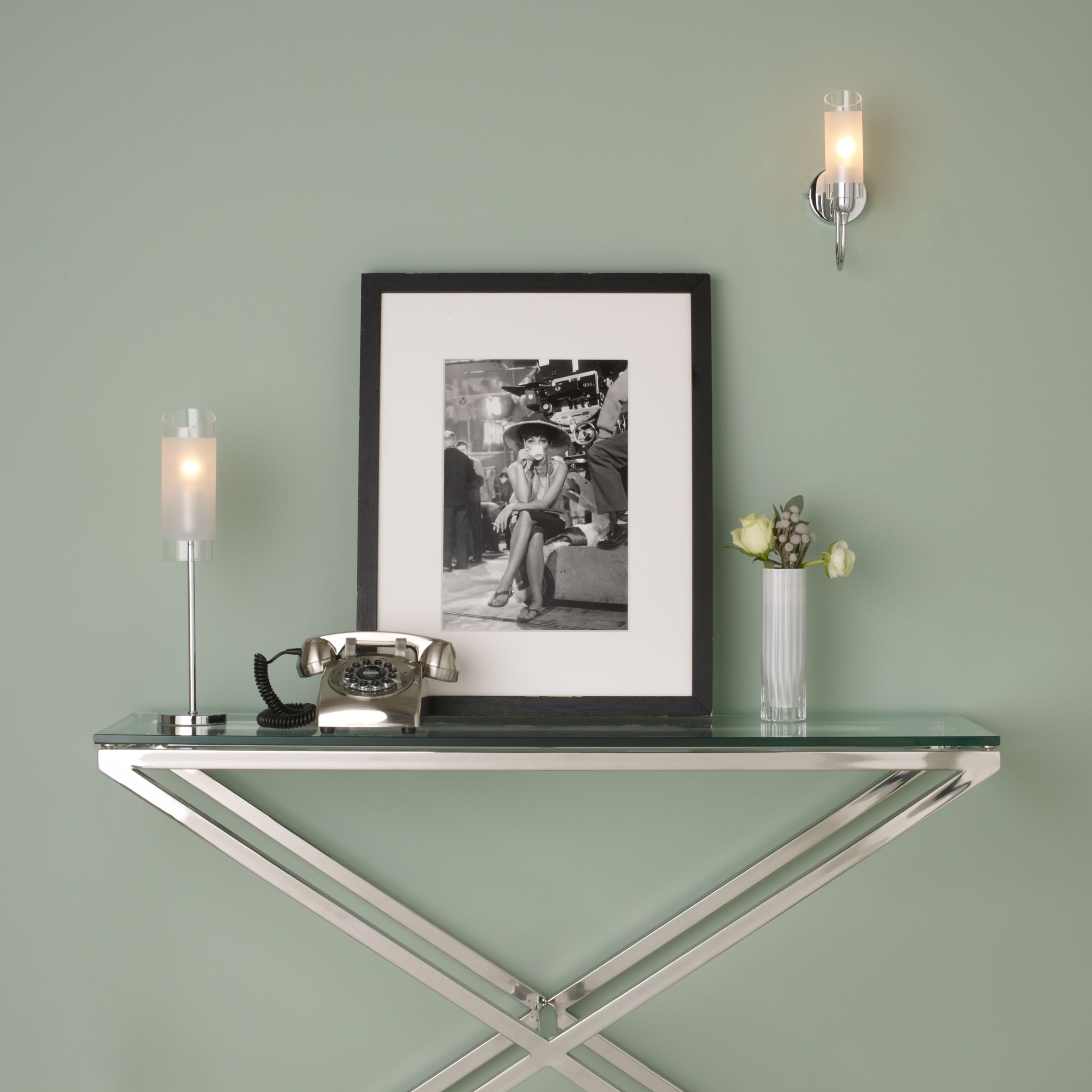 Limbo Wall Light Chrome : Buy John Lewis Limbo Wall Light, Chrome John Lewis