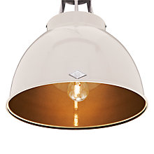 Buy Original BTC Titan Ceiling Light, Putty, Size 1 Online at johnlewis.com