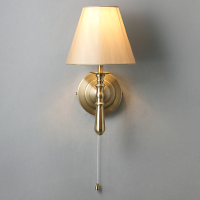 John Lewis Sloane Wall Light