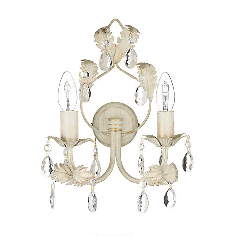 Buy Annabella Wall Light, 2 Arm Online at johnlewis.com