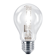 Buy Philips 70W ES Eco Halogen Classic Bulb, Clear Online at johnlewis.com