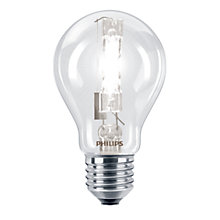 Buy Philips 105W ES  Energy Saving Screw Bulb, Clear Online at johnlewis.com