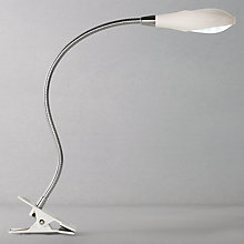 Buy John Lewis Leo LED Clip Light Online at johnlewis.com