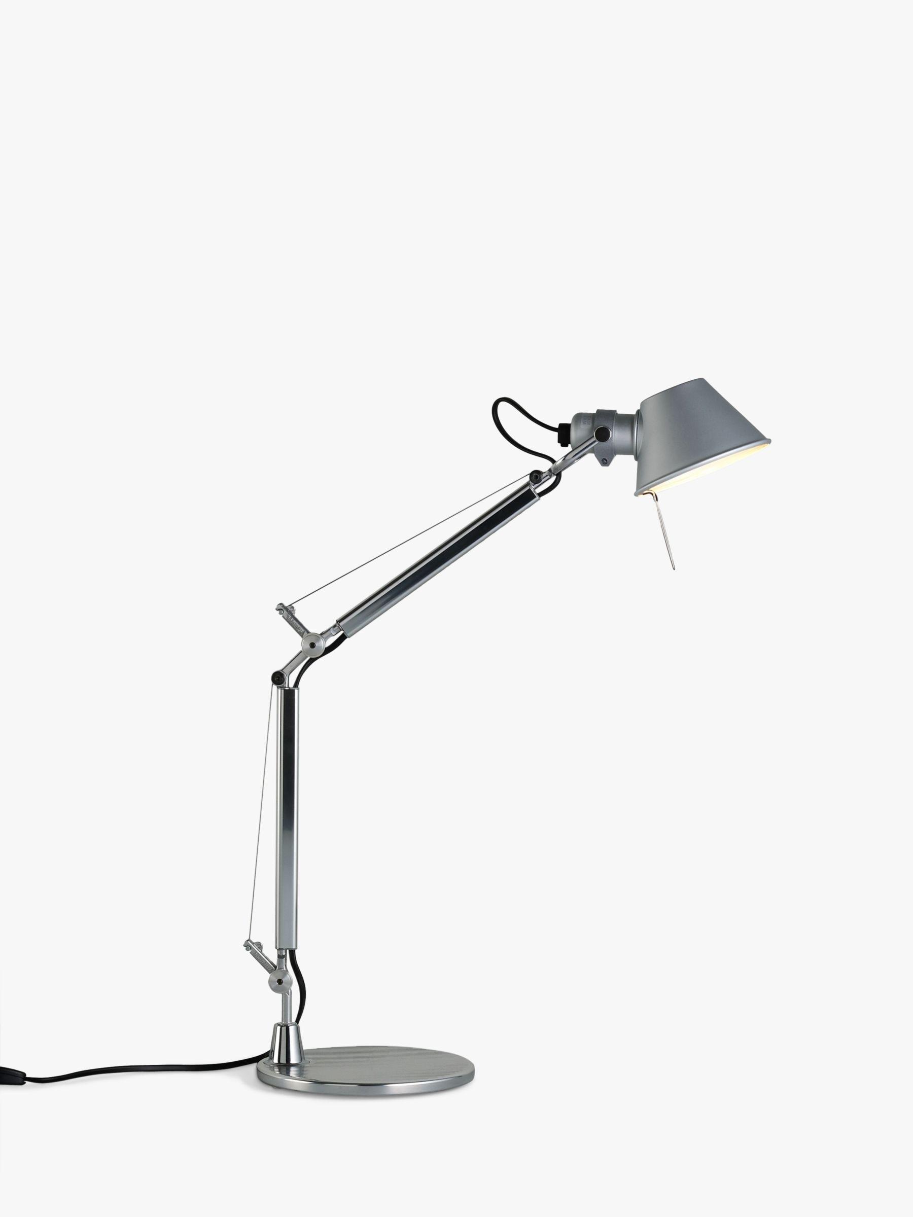 Creative Buy John Lewis Alpha LED Desk Lamp GoldBlack  John Lewis