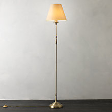 Buy John Lewis Sloane Floor Lamp, Nickel Online at johnlewis.com