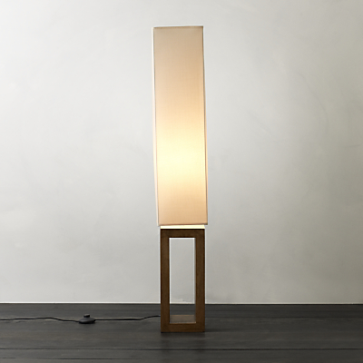 John Lewis Echo Wood Floor Lamp