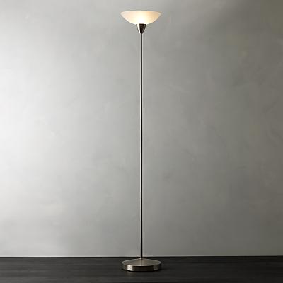 John Lewis The Basics Darlington Uplighter Floor Lamp