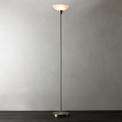 Buy John Lewis The Basics Darlington Uplighter Floor Lamp Online at johnlewis.com