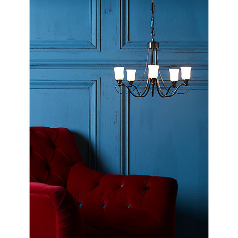 Buy John Lewis Karina Ceiling Light, 5 Arm Online at johnlewis.com