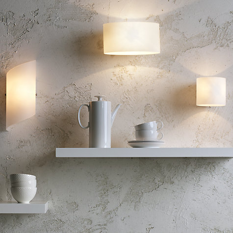 Buy Luga Wall Light Online at johnlewis.com