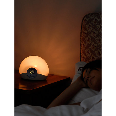 Buy Lumie Bodyclock Starter 30 Wake Up to Daylight Light Online at johnlewis.com