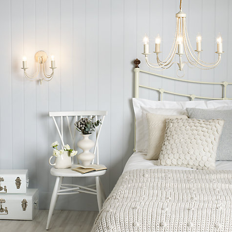 Buy John Lewis Jubilee Wall Light, 2 Arm Online at johnlewis.com