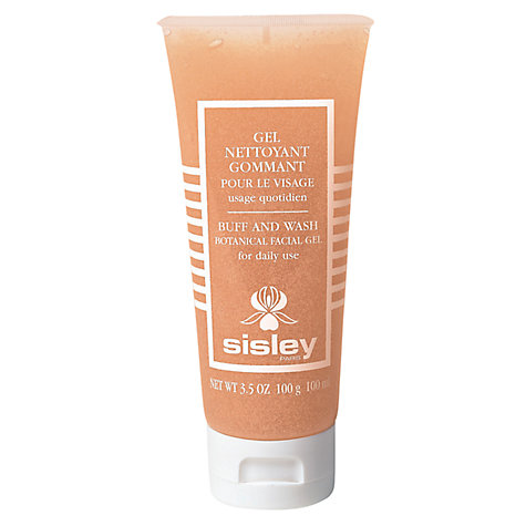 Buy Sisley Buff & Wash Facial Gel, 100ml Online at johnlewis.com