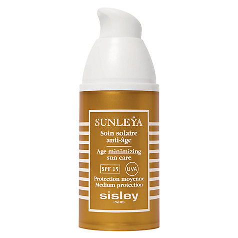 Buy Sisley Sunleÿa Age-Minimizing Sun Protection SPF 15, 50ml Online at johnlewis.com