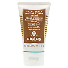 Buy Sisley Broad Spectrum Sunscreen SPF 30 (Natural), 40ml Online at johnlewis.com